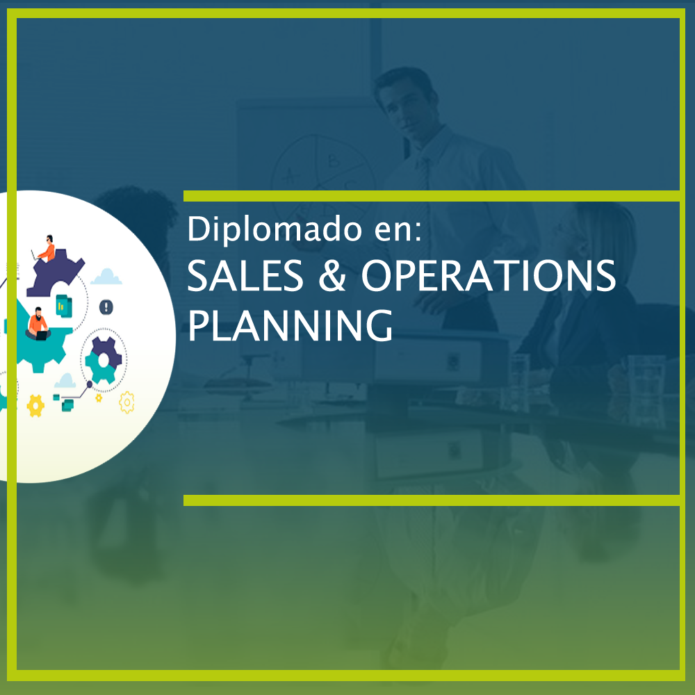 SALES & OPERATIONS PLANNING